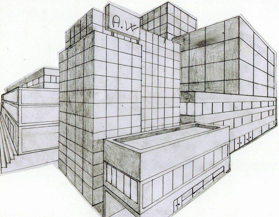 Perspective Point De Fuite Meuble : Me mise jour des albums ville en perspective chambre